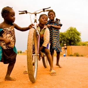La Bicicleta en África